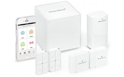 iSmartAlarm Wireless Security System Reviewed